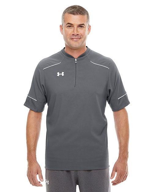Men's UA Ultimate Short-Sleeve Windshirt