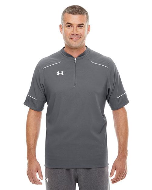 Men's UA Ultimate Short-Sleeve Windshirt