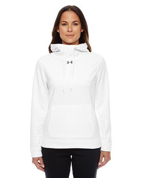 Ladies' UA Storm® Armour® Fleece Hoody