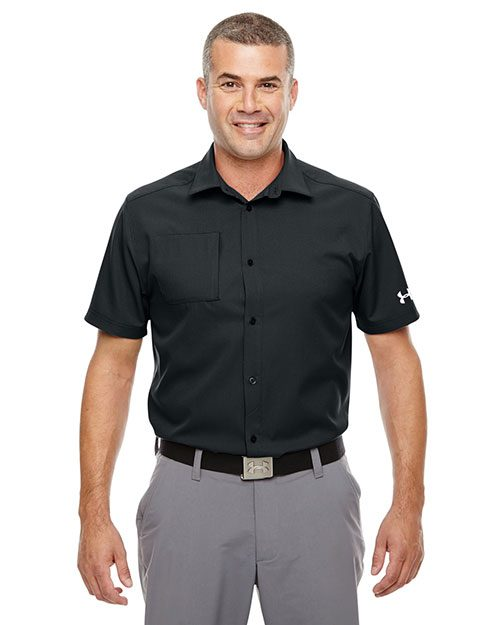 Men's UA Ultimate Short-Sleeve Buttondown