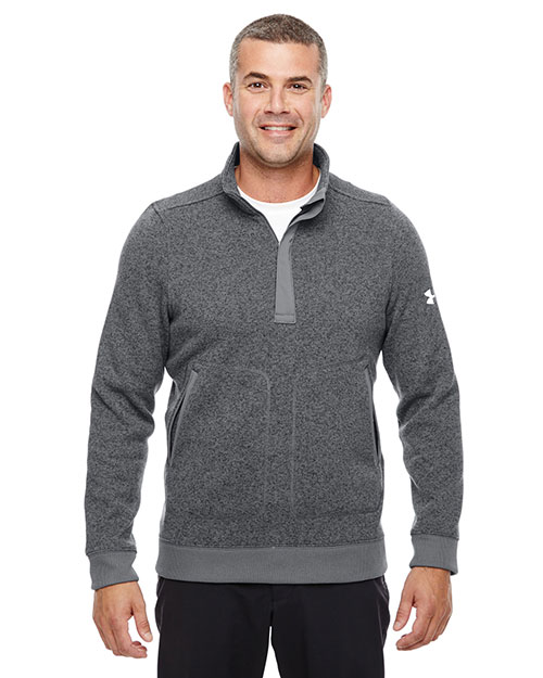 Men's UA Elevate Quarter-Zip Sweater