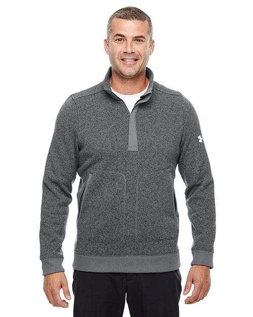 Men's UA Elevate Quarter-Zip Sweater