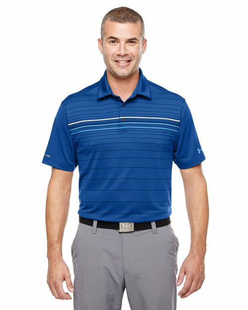 Men's UA coldblack® Engineered Polo