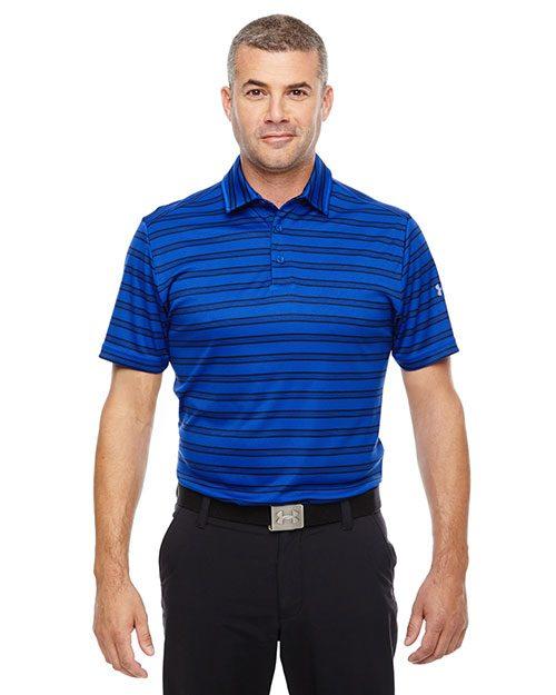 Men's UA Tech Stripe Polo