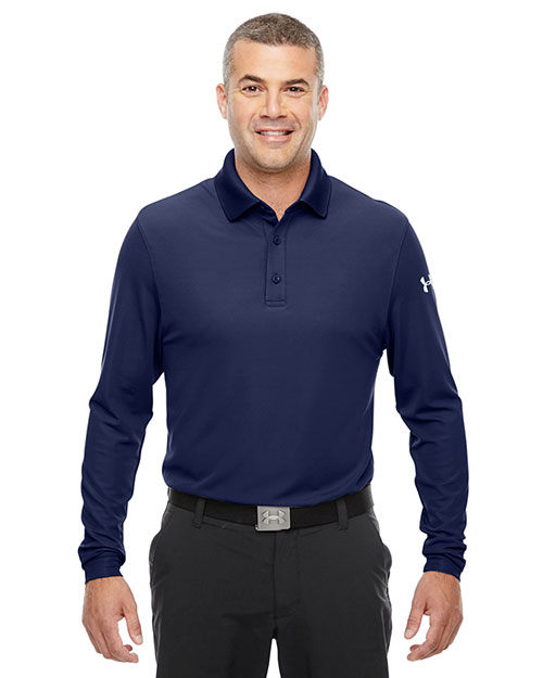 Men's UA Performance Long-Sleeve Polo