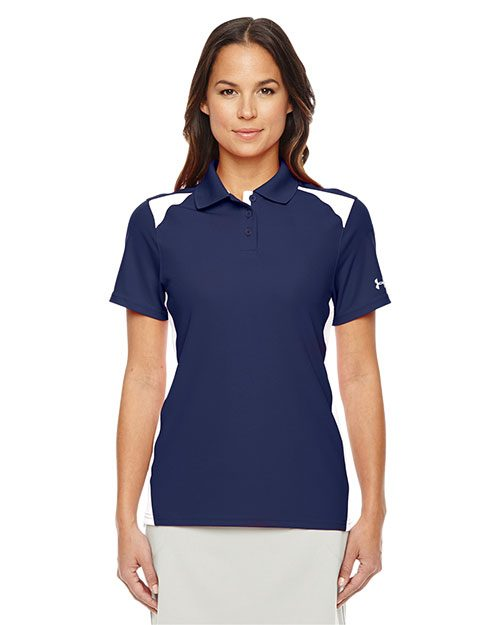 Ladies' UA Team Colorblock Polo