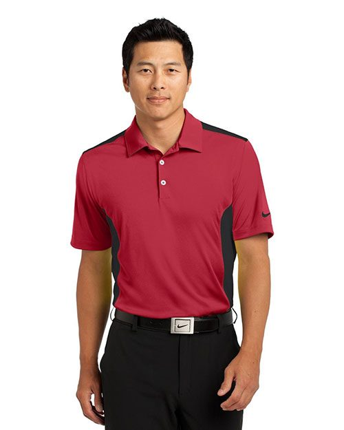 nike men's dri-fit engineered mesh polo