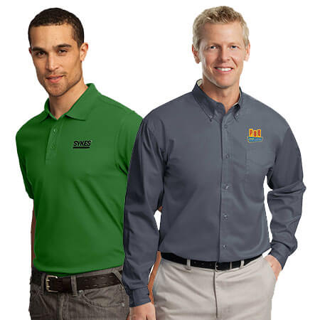 corporate apparel corporate clothing store