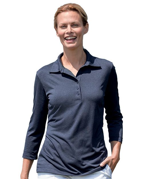 Ladies' CB Drytec™ 3/4 Sleeve Chelan Polo