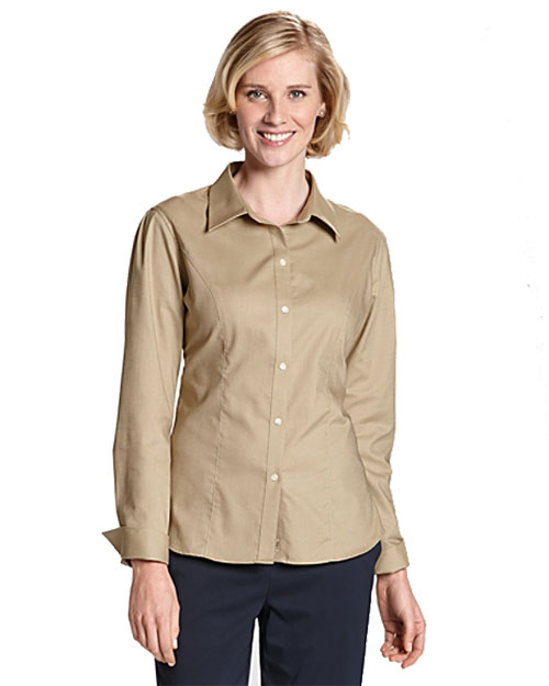 Ladies' CB L/S Epic Easy Care Nailshead