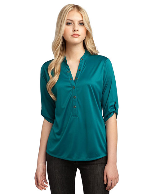 Ladies' OGIO Crush Henley