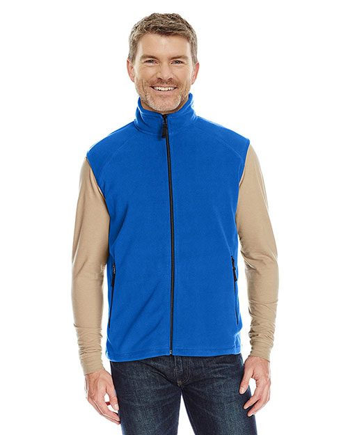 clique men's summit full-zip vest
