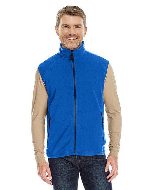 clique men's summit full-zip vest