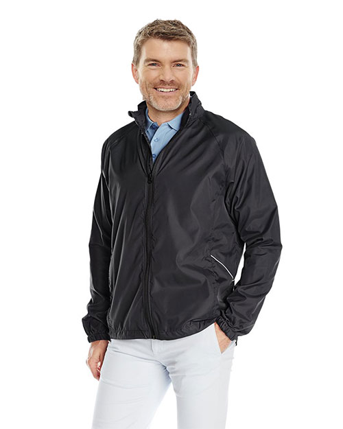 clique men's active full-zip